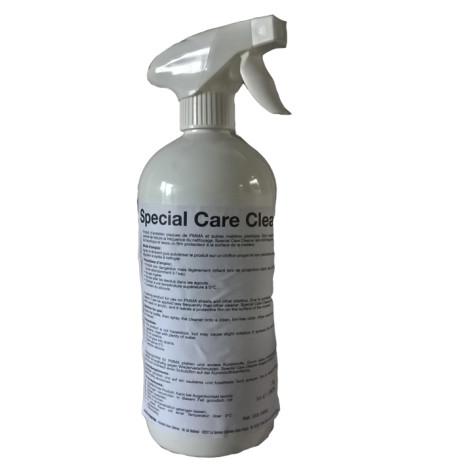 Anti statische acrylaat reiniger