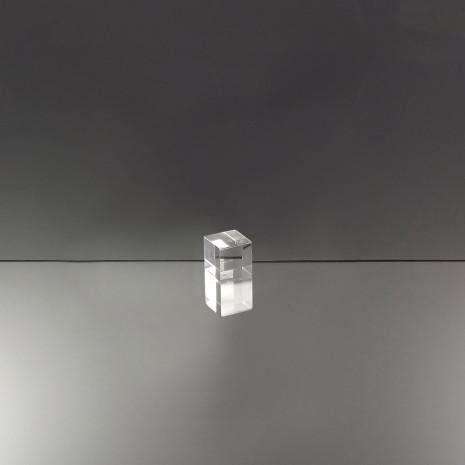 Helder Acrylaat blok 30x30x30