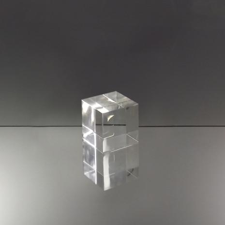 Acrylaat blok 70x70x70 mm