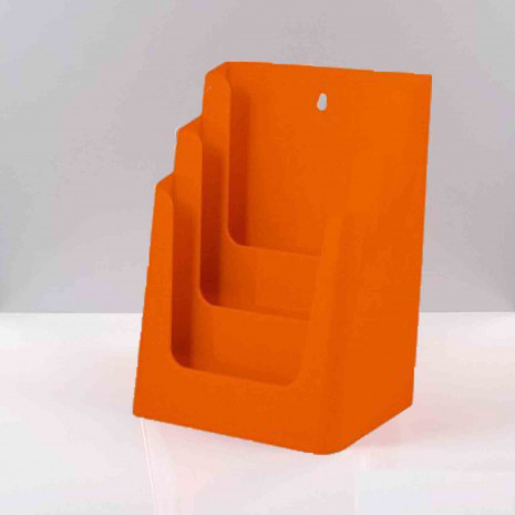 Folderhouder 3* A4 Oranje
