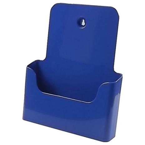 Folderhouder A4 blauw