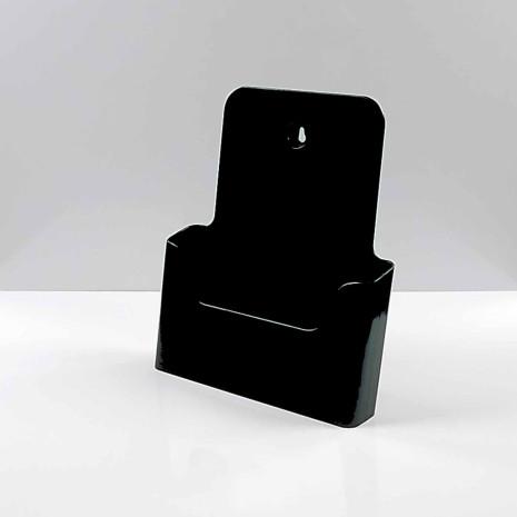 Folderhouder A4 Zwart