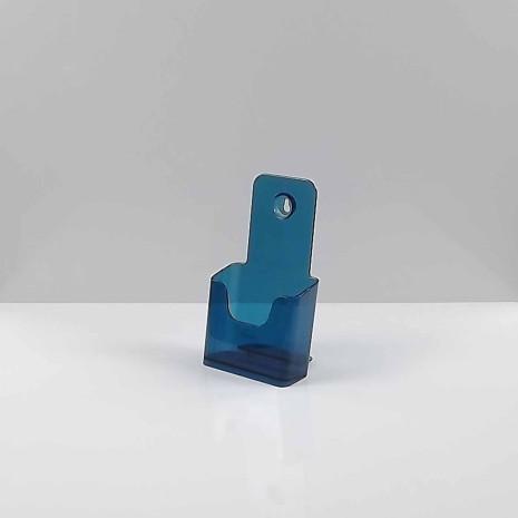 Folderhouder 1/3 A4 Blauw