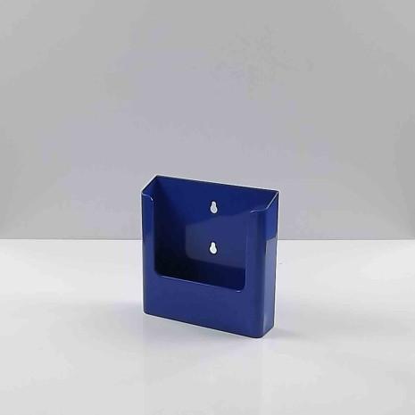 Wandfolderhouder A5 Blauw