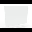 Kuchscherm hangend / Plexiglas scherm(1500*1000)